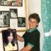 Ivan aos 12 anos e Regina