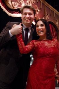 Ivan e Regina tratada Inauguração SP 2012