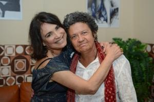 Regina e Aninha Franco